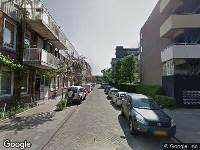 112 melding Ambulance naar Boezemdwarsstraat in Rotterdam