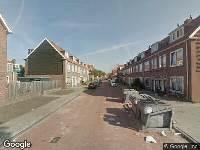 112 melding Ambulance naar Borneostraat in Leiden