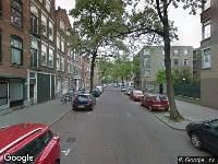 112 melding Ambulance naar Coolsestraat in Rotterdam