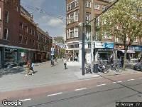 112 melding Ambulance naar Nieuwe Binnenweg in Rotterdam