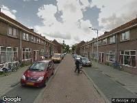 112 melding Ambulance naar H.J.A.M. Schaepmanstraat in Gouda