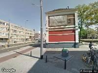 112 melding Ambulance naar Boezemstraat in Rotterdam