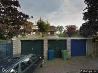 112 melding Ambulance naar Schubertkade in Alkmaar