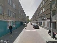 112 melding Ambulance naar Van Speykstraat in Rotterdam