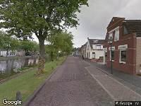 Ambulance naar Zuid Voorstraat in 's-Gravendeel