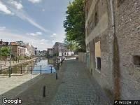 112 melding Ambulance naar Oude Sluis in Schiedam