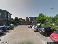 112 melding Besteld ambulance vervoer naar Windsingel in Barendrecht