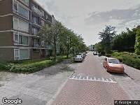 112 melding Ambulance naar Jan van Zutphenstraat in Schiedam