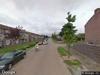 112 melding Ambulance naar Begoniastraat in Oud-Beijerland
