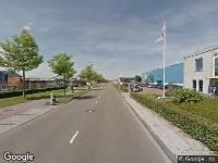 Brandweer naar Dr. Anton Philipsstraat in Hoogeveen vanwege verkeersongeval