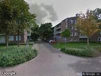 Ambulance naar Henri Tijssenstraat in Roermond