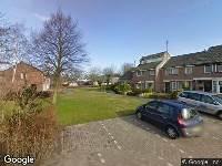 112 melding Ambulance naar 't Vóres in Hoogwoud