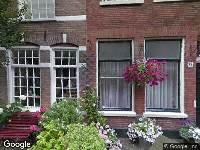 Ambulance naar Kerkstraat in Haarlem