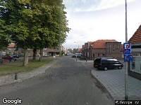112 melding Ambulance naar Sint Crispijnstraat in Waalwijk