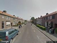 112 melding Ambulance naar Wethouder de Brouwerstraat in Goirle