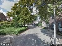 Ambulance naar Tuinstraat in Krimpen aan den IJssel