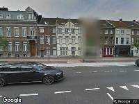 Brandweer naar Willem II Singel in Roermond
