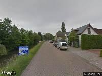112 melding Besteld ambulance vervoer naar Overschiese Kleiweg in Rotterdam