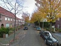 112 melding Ambulance naar Admiraal de Ruijterstraat in Roosendaal
