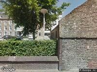 Ambulance naar Steegstraat in Roermond