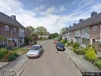 112 melding Ambulance naar Wagnerstraat in Deurne