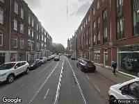 112 melding Ambulance naar Zaagmolendrift in Rotterdam