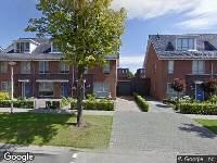 112 melding Ambulance naar Telefoonstraat in Roosendaal