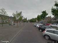112 melding Brandweer naar Raadhuisplein in Zwijndrecht