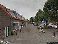 112 melding Ambulance naar Willemstraat in Oosterhout