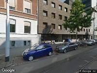 112 melding Ambulance naar Westerstraat in Rotterdam