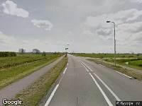 112 melding Ambulance naar Wervenkampweg in Bleskensgraaf