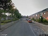 112 melding Ambulance naar Anna Paulownastraat in Alkmaar