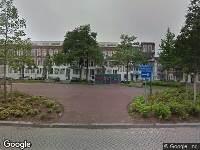 112 melding Ambulance naar Burgemeester Hoffmanplein in Rotterdam