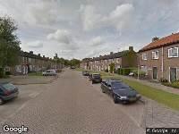 112 melding Ambulance naar Jan Blankenstraat in Hellevoetsluis