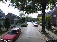 112 melding Besteld ambulance vervoer naar Van Hogendorpstraat in Dieren