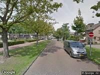 112 melding Ambulance naar Burgemeester van Heystlaan in Waalwijk