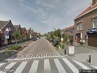 112 melding Ambulance naar Sint Antoniusstraat in Waalwijk