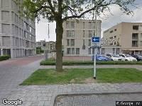 Ambulance naar Wethouderslaan in Tilburg