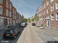 112 melding Ambulance naar Bingleystraat in Rotterdam