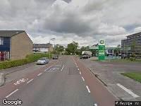 112 melding Ambulance naar Leeuwstraat in Dordrecht