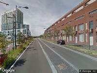 112 melding Ambulance naar Stationslaan in Breda