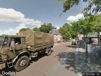 112 melding Ambulance naar Kraanstraat in Breda