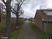 112 melding Brandweer naar Paalweg in Heino vanwege waarnemen gaslucht
