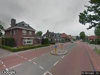 Ambulance naar Schootsestraat in Schijndel