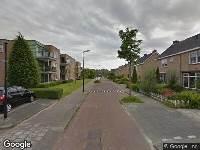 Ambulance naar Van Duivenvoordestraat in Heerhugowaard