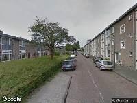 112 melding Ambulance naar A.C. Krusemanstraat in Haarlem