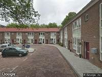 112 melding Ambulance naar Thomas van Erpehof in Amsterdam