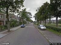 112 melding Ambulance naar Gelderselaan in Nijmegen