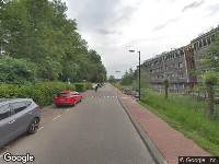 112 melding Ambulance naar Flevoparkweg in Amsterdam