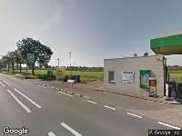 112 melding Politie naar Van Heemstraweg in Rossum vanwege ongeval met letsel